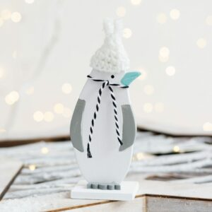 Paul Christmas Penguin