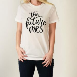 Future Bride T Shirt Range