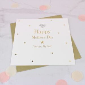 Star Mother's Day Card