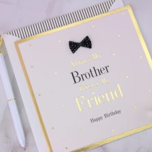 Always My Brother Birthday Card