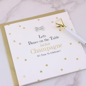 Dance on the Table Card