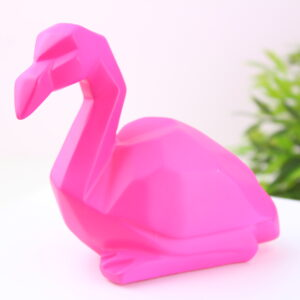 Pink LED Mini Flamingo Light
