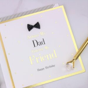 Always My Dad Birthday Card