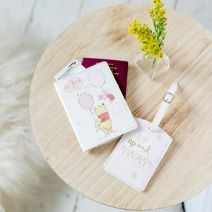 Girls Passport Holder & Luggage Tag