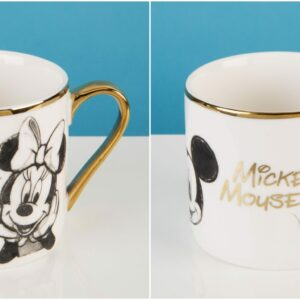 Disney Classic Mickey & Minnie Collectable Mug with Gift Box