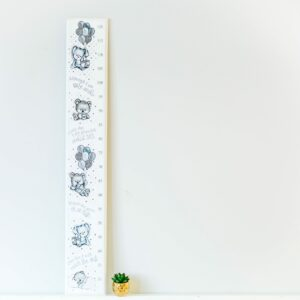 Bunny & Bear Wooden Height Chart