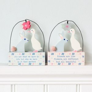 Bunny & Duck Block Assortment