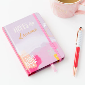 Hopes & Dreams A6 Notebook