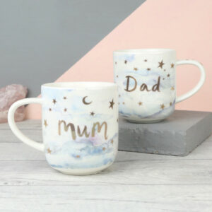 Starry Nights Ceramic Mug