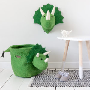 Triceratops Storage Bag