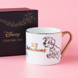 101 Dalmatians Disney Collectable Mug with Gift Box