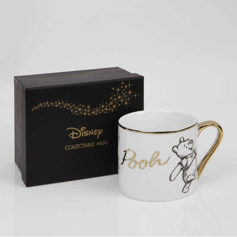 Winnie the Pooh Disney Collectable Mug with Gift Box