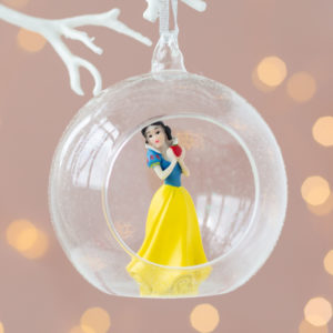 Christmas Disney Princess Snow White 3D Bauble