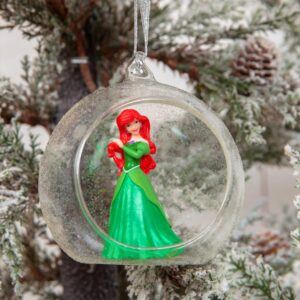 Christmas Disney Princess Ariel 3D Bauble
