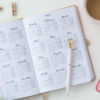 Busy B Family Planner 2021 - Berry