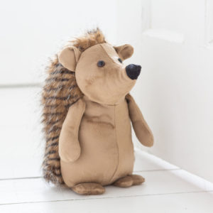 Henry the Hedgehog Doorstop
