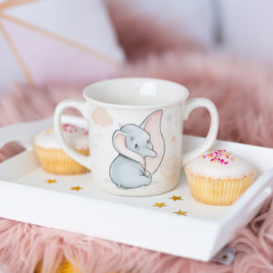 Disney Dumbo Magical Beginnings Double Handle Mug