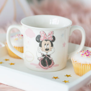 Disney Minnie Magical Beginnings Baby Girl Mug