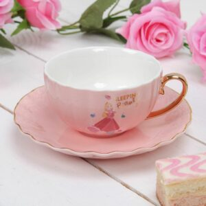 Disney Princess Aurora Pastel Teacup & Saucer