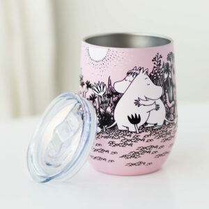 Mooming Love Eco Travel Cup with Lid