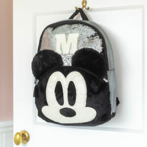 Kids Disney Mickey Mouse Sequin Backpack