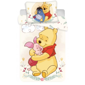 Disney Winnie the Pooh Cot Bed Cover Set