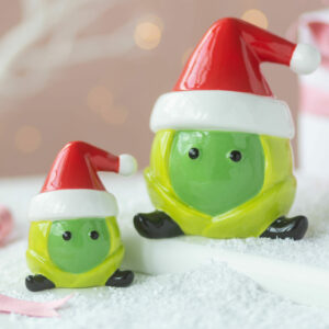 Christmas Small or Large Sprout Ornament